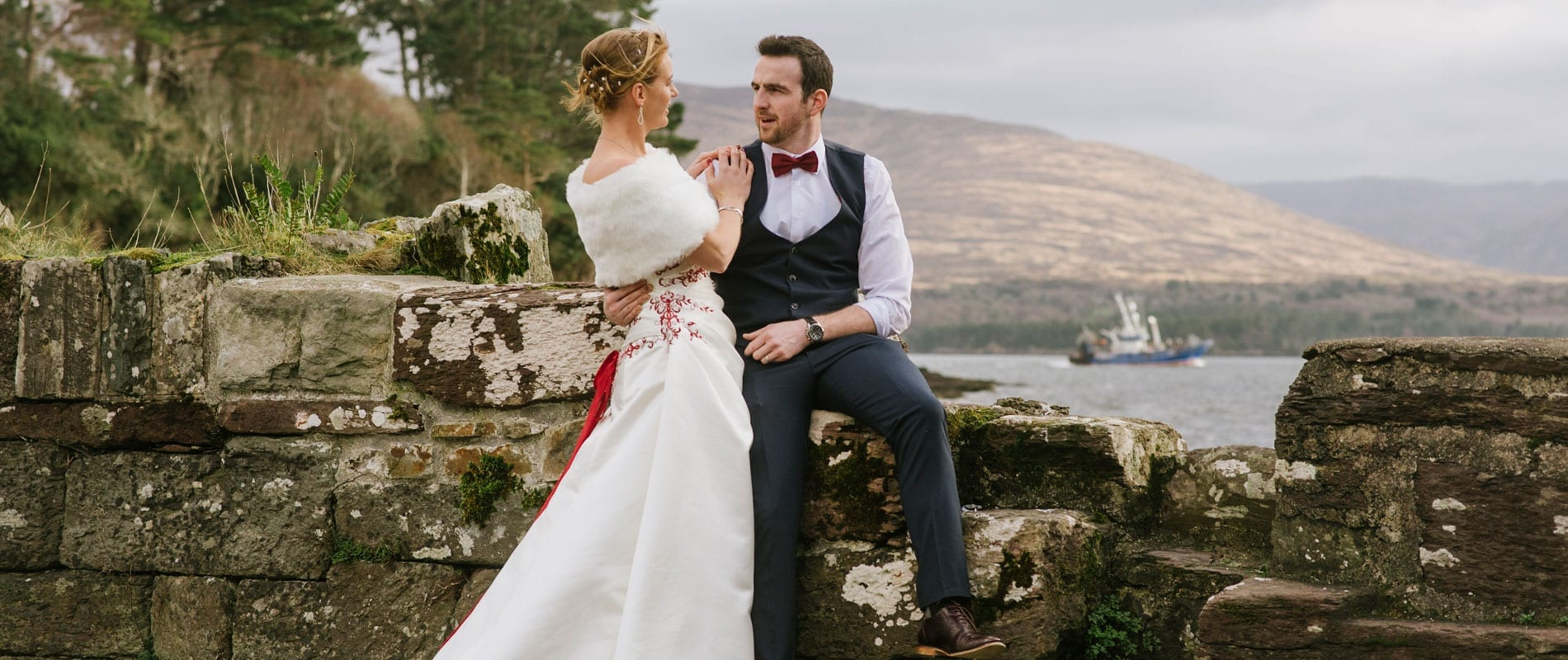 Parknasilla Wedding Photographer Nick Cavanagh