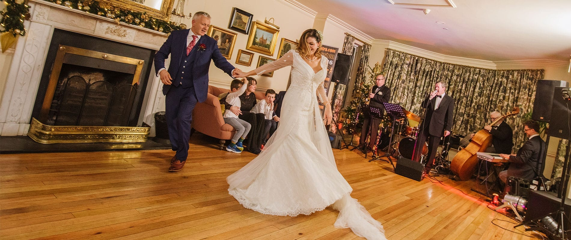 Sheen Falls Lodge Wedding Photographer Nick Cavanagh